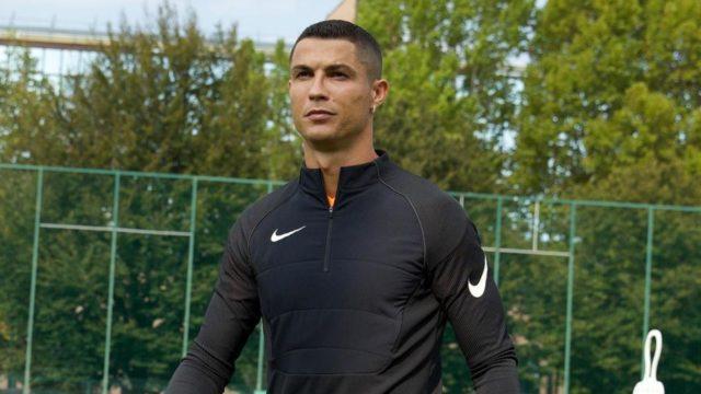 Free Fire presenta a Cristiano Ronaldo