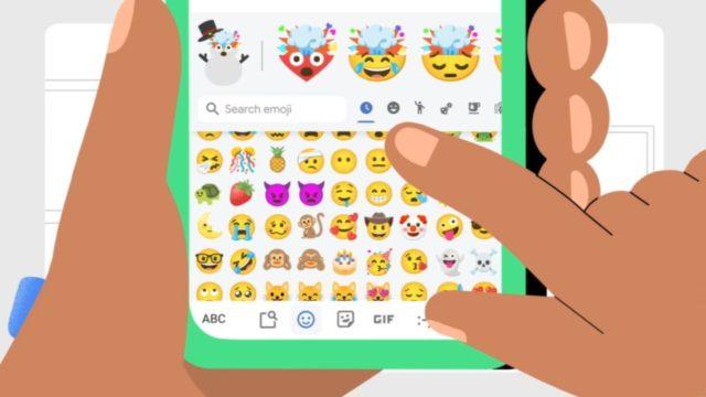Google actualiza la Emoji Kitchen de Gboard