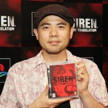Keiichiro Toyama creador de Silent Hill y Siren