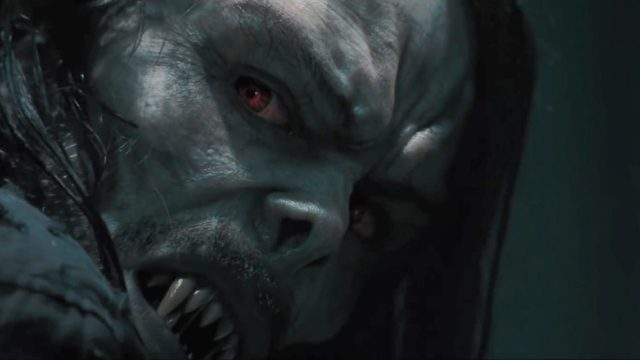 Jared Leto en nuevo tráiler de Morbius