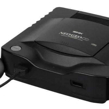 Consola Neo Geo