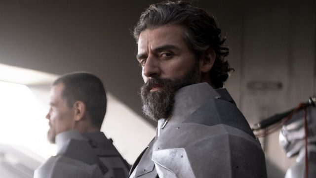 Oscar Isaac en Dune