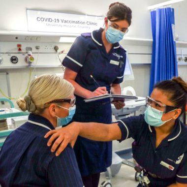 Reino Unido identifica casos de mutación de coronavirus