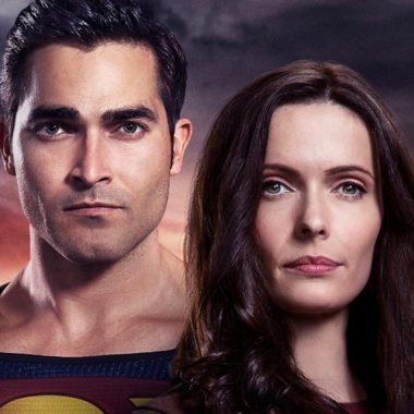 Revelan el traje oficial de Superman & Lois