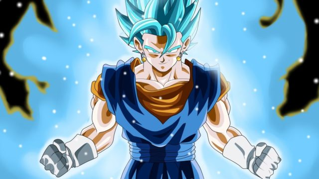 Vegito Dragon Ball Heroes
