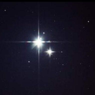Fotos de la Conjunción Júpiter Saturno
