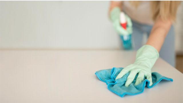 Desinfectar el hogar contra el coronavirus