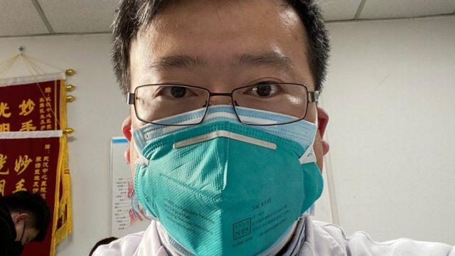 Li Wenliang, el hombre que intentó advertirnos del Covid-19
