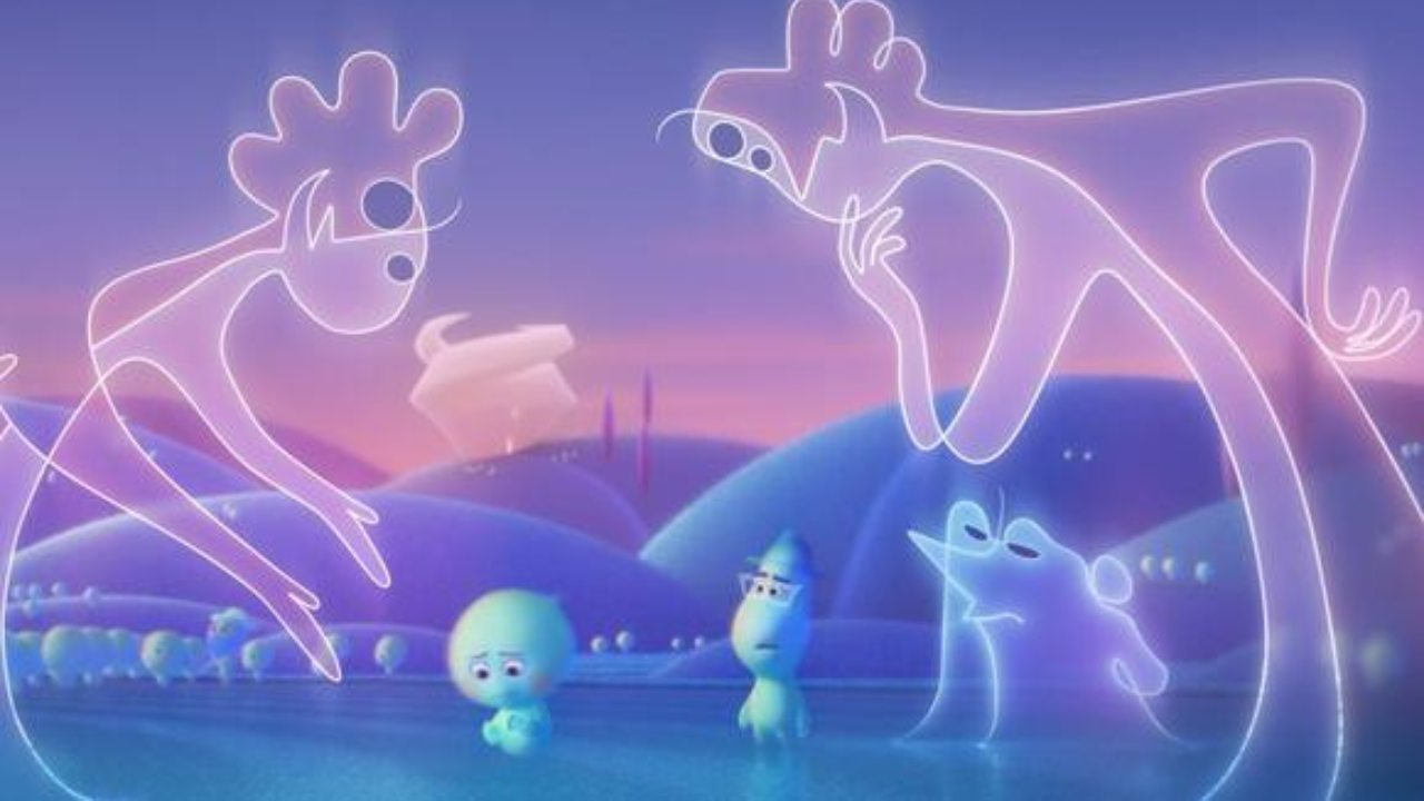 frases de la película Soul de Pixar