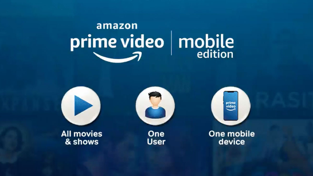 Amazon Prime Video barato solo está disponible en la India