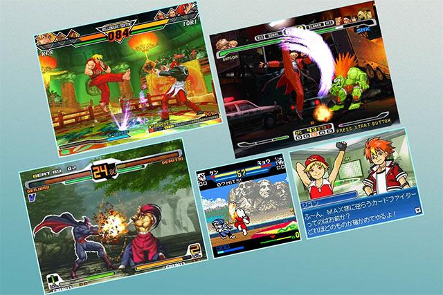 Capcom / SNK