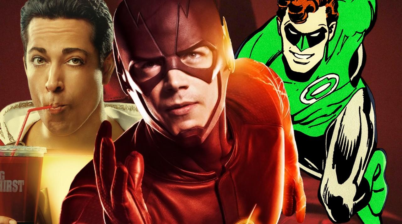 Series y películas de DC