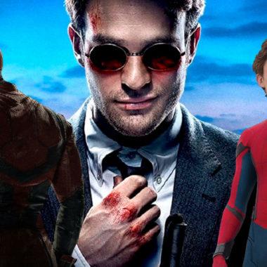 Daredevil en Spider Man 3
