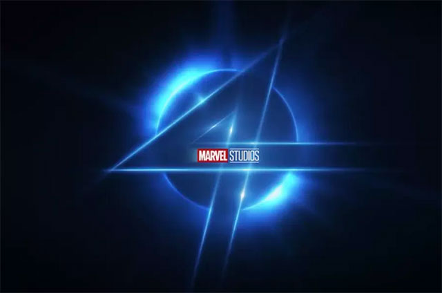 Fantastic Four Logo MCU
