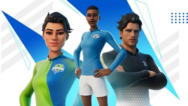 Fortnite presenta la Copa Pelé y 23 skins de futbol