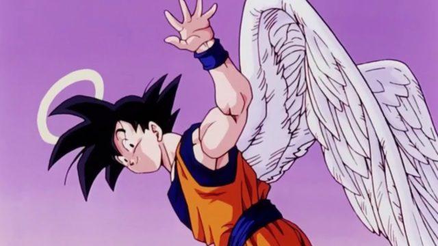 Goku Ángel