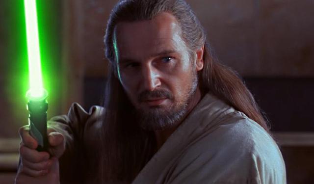 Liam Neeson admite deseo por volver a Star Wars