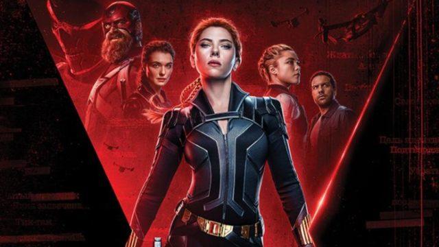 Black Widow podría aplazarse una vez más
