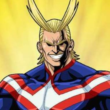 My Hero Academia: Fan Art nos muestra cómo sería All Might en la vida real