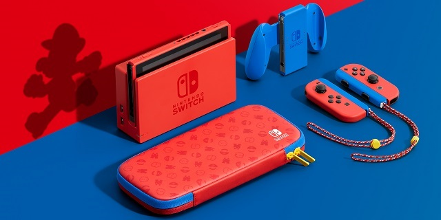 Nueva edición de Nintendo Switch