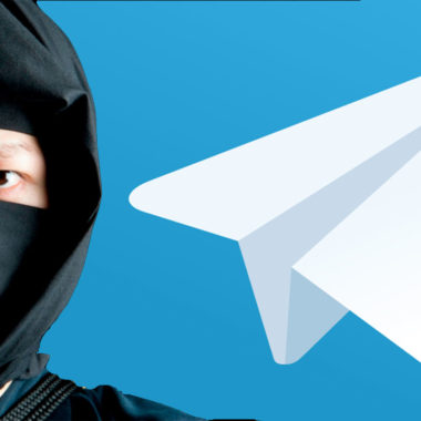 Telegram modo invisible