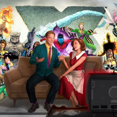 X-Men en WandaVision