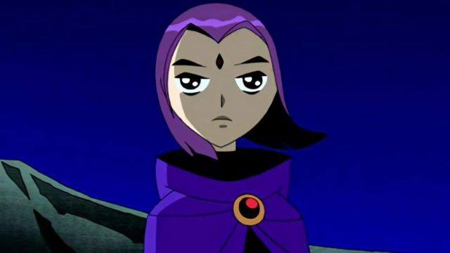 Cosplay de Raven trae a la vida a una de las integrantes más poderosas de los Teen Titans