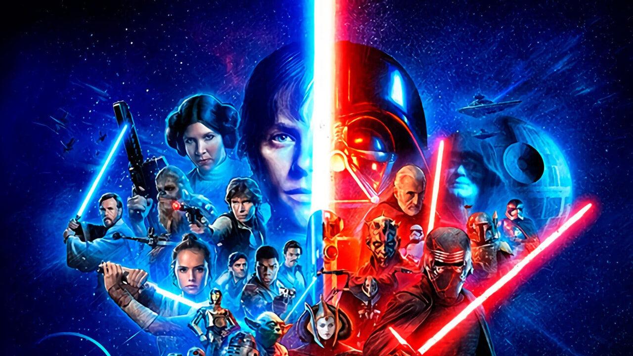 star wars películas