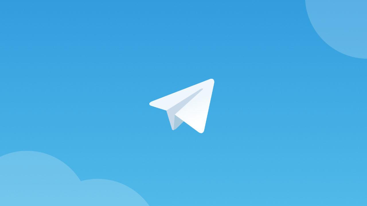 telegram poster