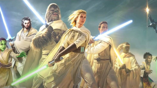 the high republic star wars