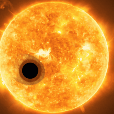 El exoplaneta WASP 107b
